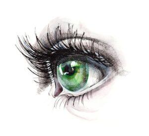 Mikrochirurgia oka w 3D