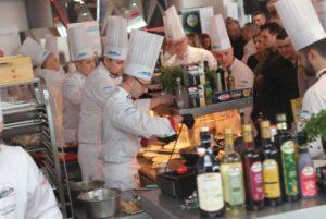 """XIV Konkurs Włoskiej Sztuki Kulinarnej """"Arte Culinaria Italiana"""""""