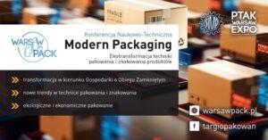 Modern Packaging – konferencja naukowo-techniczna