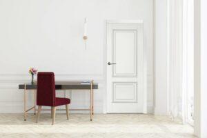Spokojna praca w domu – najlepsze drzwi do gabinetu
