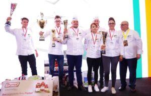 """XIV Konkurs Włoskiej Sztuki Kulinarnej """"Arte Culinaria Italiana"""" rozstrzygnięty"""