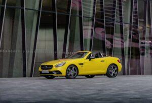 Mercedes SLC debiutuje w pożegnalnej edycji Final Edition