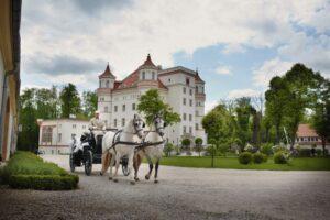 Pałac Wojanów – luksus w klimacie dawnych epok