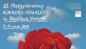 X Międzynarodowy Konkurs Wokalny im. Stanisława Moniuszki