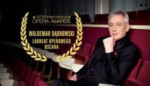 Operowe Oscary dla Waldemara Dąbrowskiego i Krzysztofa Warlikowskiego