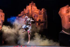 19 Międzynarodowy Festiwal Sztuki Mimu w Teatrze Dramatycznym