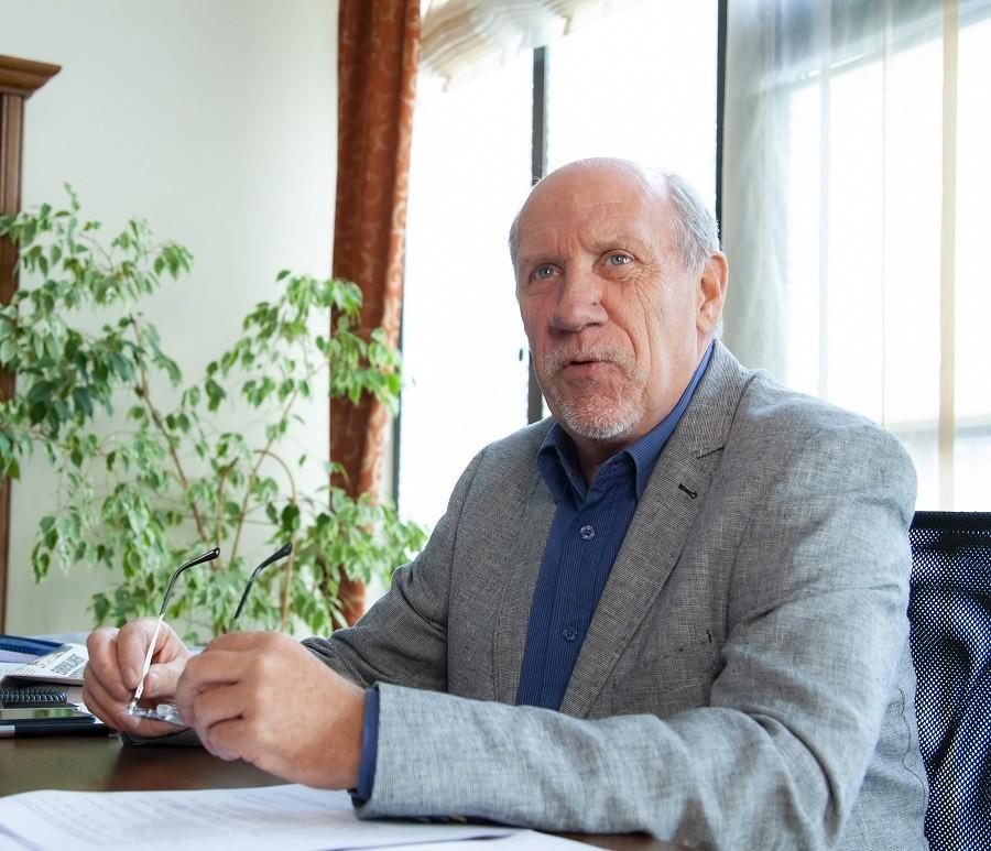 prof. dr hab. inż. Tomasz Topoliński, rektor Uniwersytetu Technologiczno-Przyrodniczego im. Jana i Jędrzeja Śniadeckich w Bydgoszczy