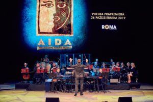 Aida – z Broadwayu do Romy