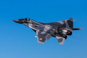 Samoloty Mig-29 w Polsce – 30 lat minęło