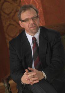 Jerzy Szymańczyk, prezes zarządu Stowarzyszenia Unia Uzdrowisk Polskich