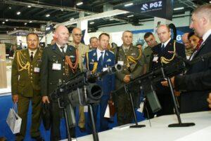 MSPO 2019 z wystawą narodową USA i jubileuszową Wystawą Sił Zbrojnych