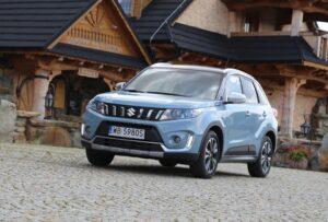 Suzuki Vitara – crossover nie tylko do miasta