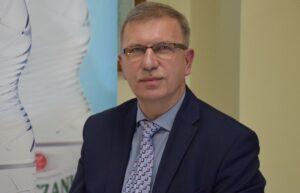 Wiesław Pióro, prezes zarządu Uzdrowiska Krynica-Żegiestów SA