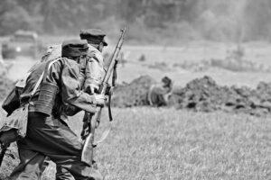 Polska armia we wrześniu '39 – walka z góry przegrana