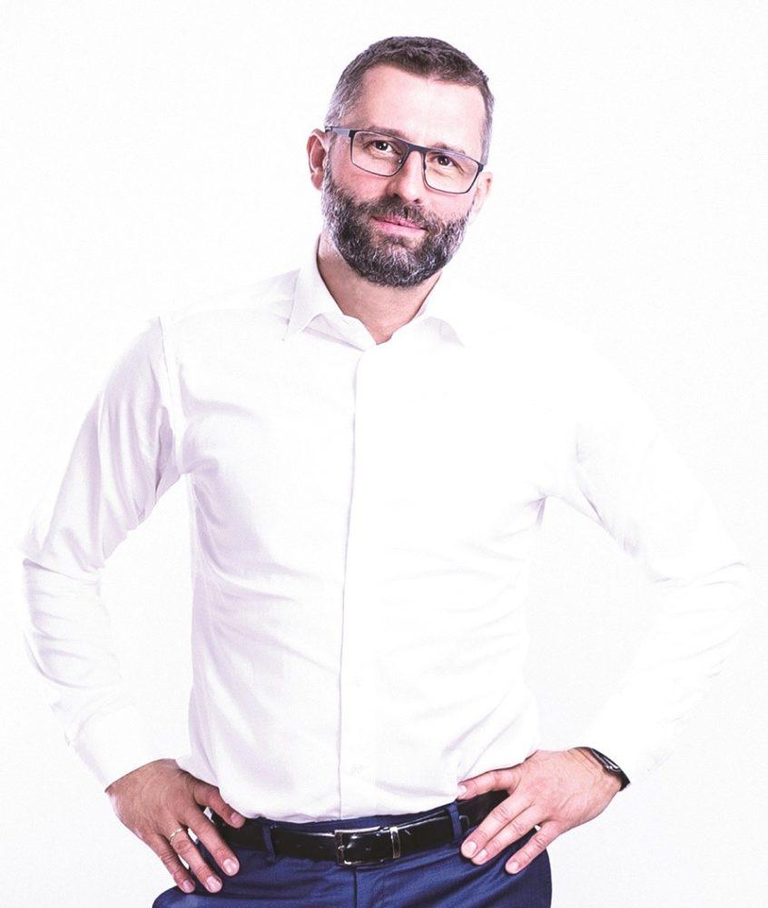 Grzegorz Wszołek, prezes EMT-Systems
