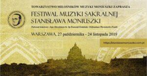 Festiwal Muzyki Sakralnej Stanisława Moniuszki