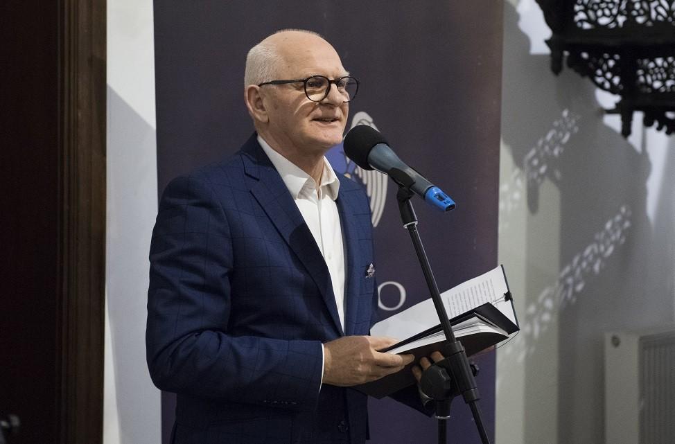 Marek Rubnikowicz, dyrektor Muzeum Okręgowego w Toruniu