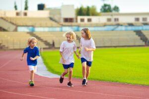Wpływ aktywności fizycznej na dzieci