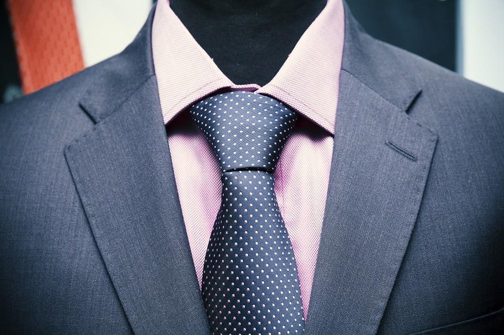 Jaki krawat do różowej koszuli