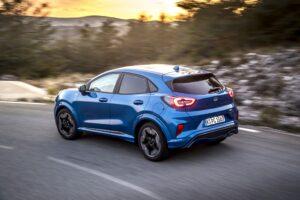 Nowy Ford Puma – uniwersalny crossover stworzony dla Ciebie!
