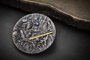 Jak Geralt z Rivii trafił na monety kolekcjonerskie. Krótka historia Wiedźmina