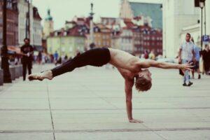 Jakub Pursa – Taniec to więcej niż technika
