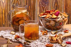 Kompot z suszonych owoców – pij na zdrowie