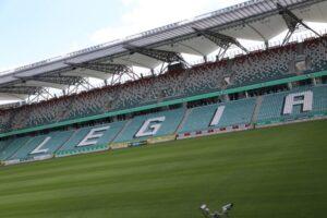 Legia Warszawa – klub zrodzony na wojnie