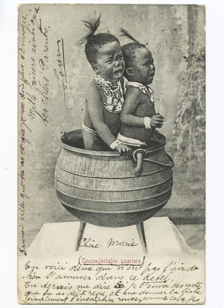 Listy z Afryki