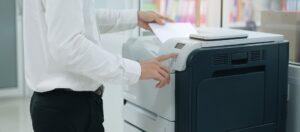 Optymalizacja działalności firmy dzięki dzierżawie drukarek