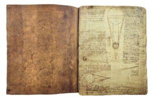 Tajemniczy Codex Leicester – nieodgadnionego Leonardo da Vinci
