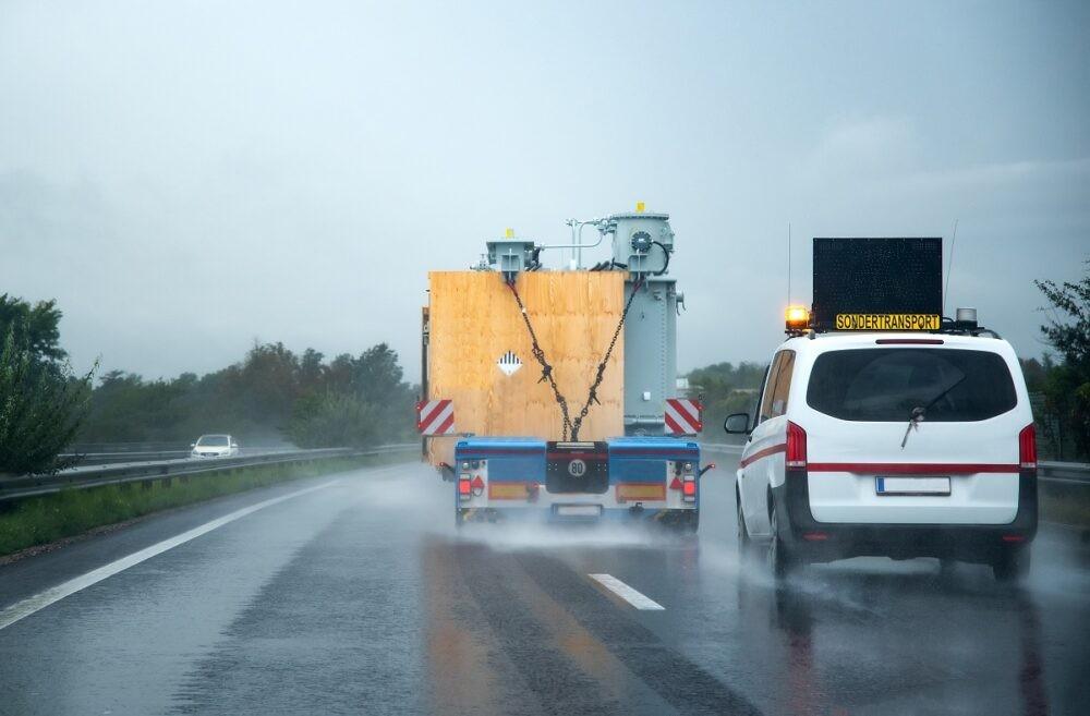 transport ponadgabarytowy