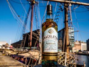 Whisky Shackleton – współczesna replika słynnego trunku
