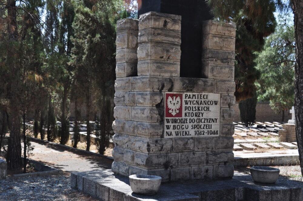 , cmentarz żołnierzy Andersa
