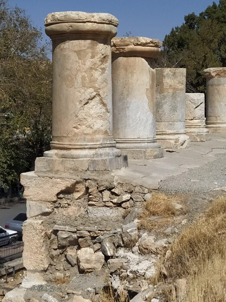 Świątynia bogini Anahity