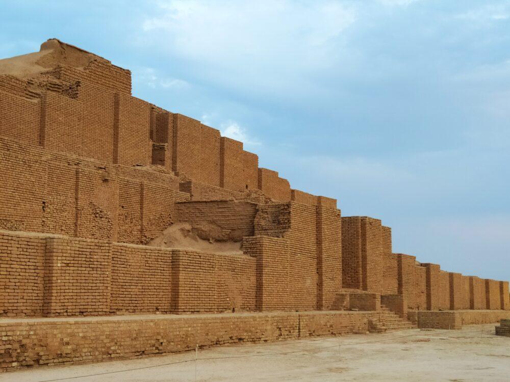 Czogha Zanbil, miasto Elamickie sprzed ponad 3 tys. lat