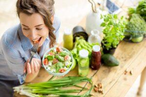 Jak przygotować smaczne sałatki?