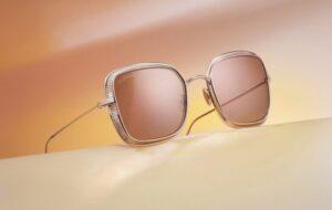 Okulary OMEGA z cechami zegarmistrzostwa