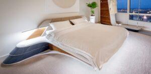 GO.CE Design – Luksusowy apartament w mieszkalnej wieży