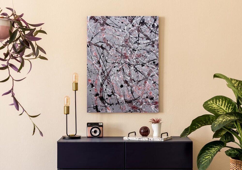 Abstrakcyjne obrazy