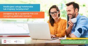 Jak otrzymać polski bon turystyczny?