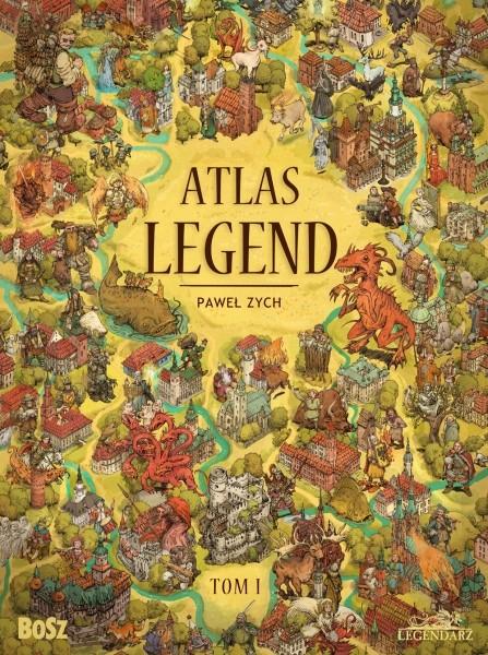 Atlas legend