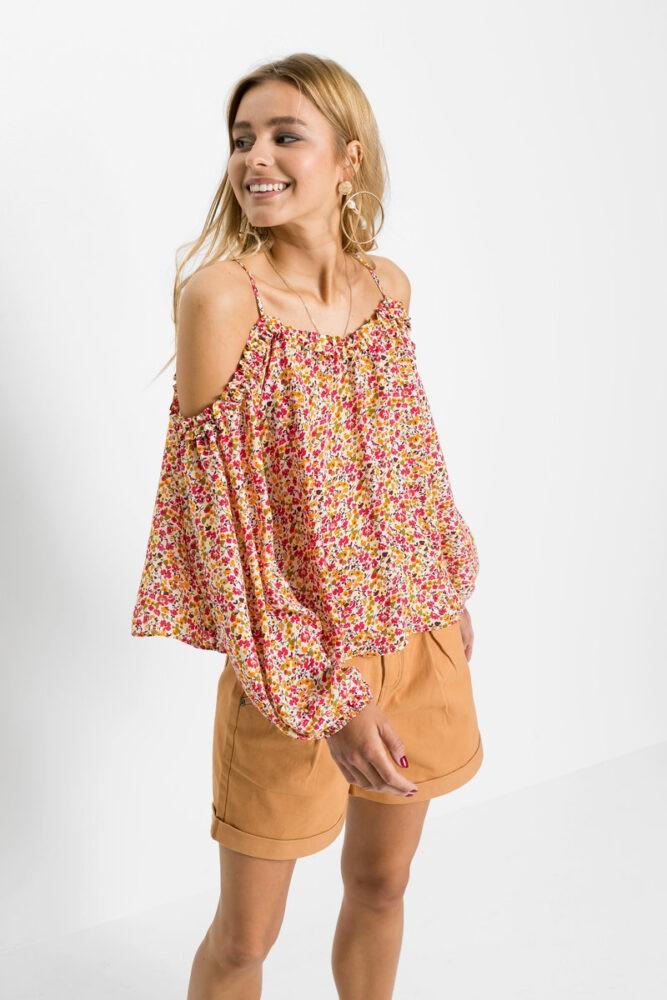 Bluzki damskie na lato