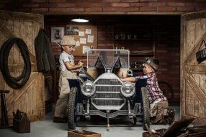 Zadbaj o swoje auto i zainwestuj w garaż