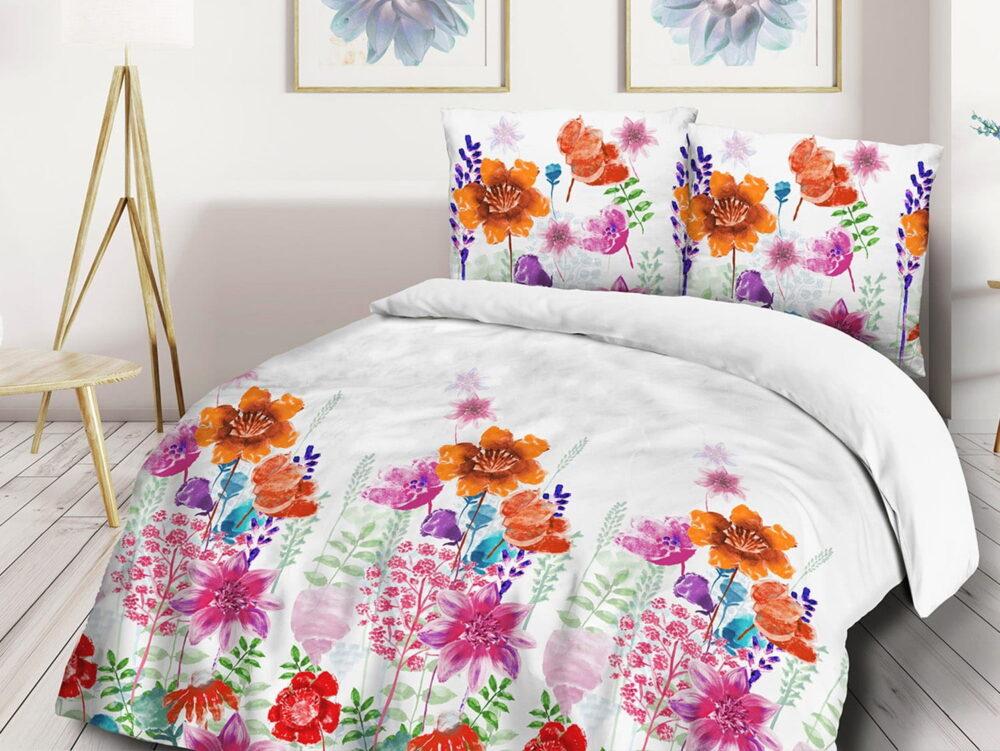 kolory i wzory pościeli