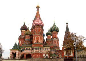 Weekend w Moskwie