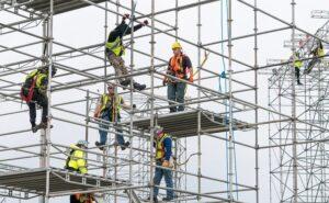Bezpieczne prace na wysokości – podstawa to dobre rusztowanie