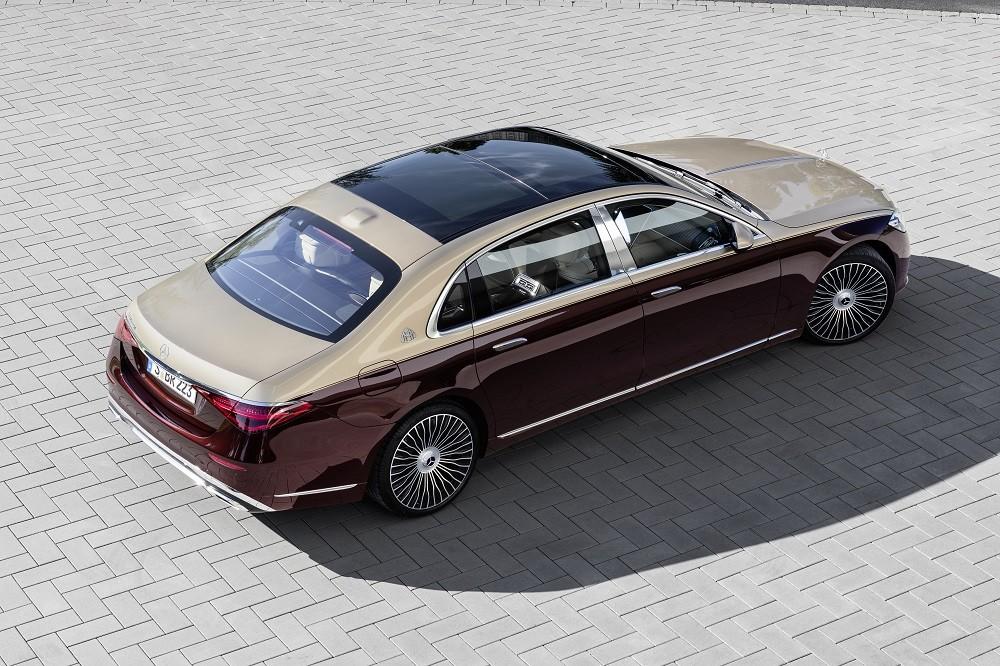 Nowy Mercedes Maybach Klasy S – synonim luksusu i komfortu jazdy