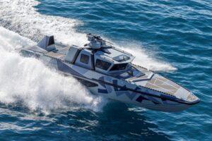 Lionfish® – kompaktowa i lekka wieża obrony morskiej Leonardo