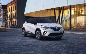 Poznaj zalety nowego Renault Captur E-Tech Plug-in Hybrid